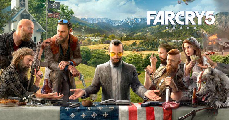 Photo of Ubisoft تنشر فيديو يستعرض الوجه الحقيقي للعبة FarCry5 في اللعب الثنائي و الحياة البرية