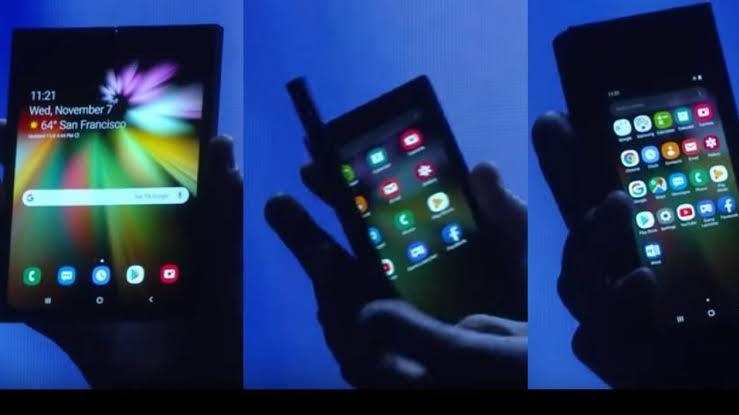 Photo of سعر وتاريخ إطلاق هاتف سامسونج الذكي القابل للطي