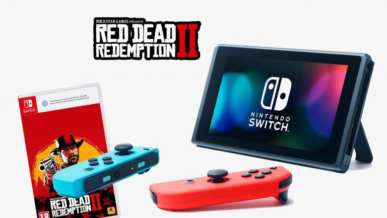Photo of Red Dead Redemption 2 : إحتمالية صدور اللعبة على جهاز نينتندو سويتش في المستقبل القريب