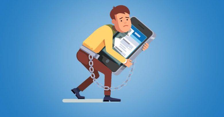 Photo of صحتك العقلية في خطر بسبب هاتفك الذكي